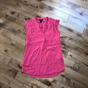 ♥️5/25$! H&M pink blouse